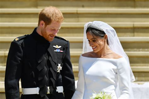 meghan harry prince harry thanked clare waight keller of givenchy for