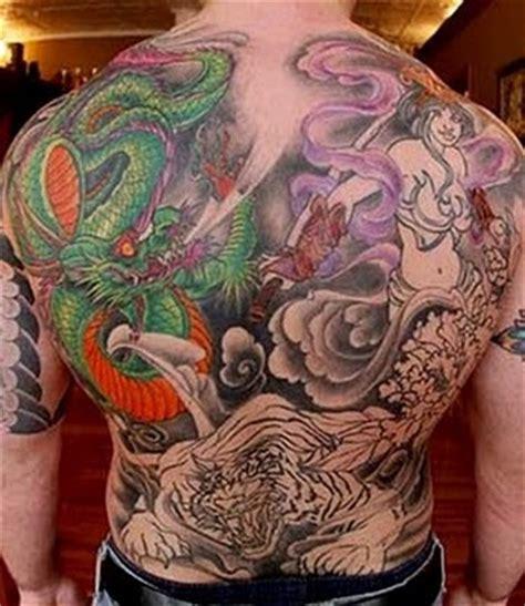 tatto ikan koi di badan tattoo naga jepang album 1 gambar seni tattoo
