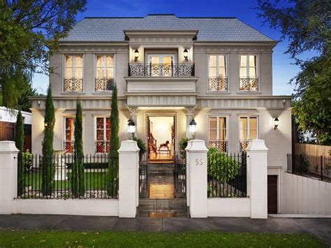 french house melbourne real estate french provincial home sham