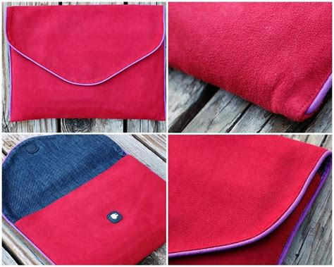 pattern envelope clutch envelope clutch free pattern sewing pinterest