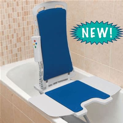 drive medical  whisper automatic bath lift tub lift