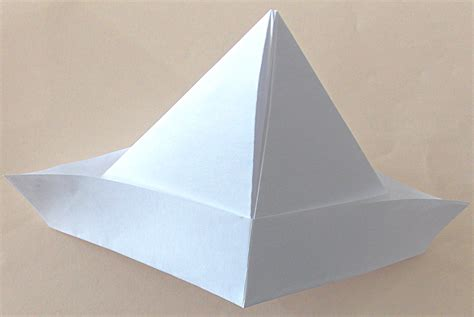 How To Make A Paper Sailboat Hat - how to make paper boat hat 28 images best 25 paper
