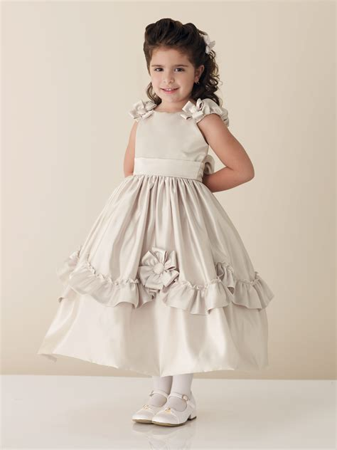 Brautkleider Kinder by Ideas Evening Wedding Dresses For Junior Child Photos