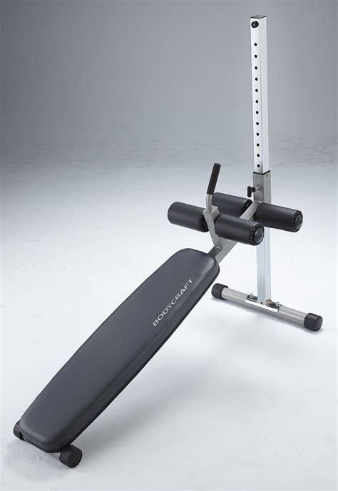ab decline bench bodycraft adjustable ab decline bench raptor
