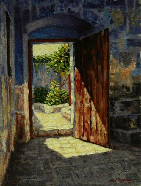 Through The Door through the door by ningning li