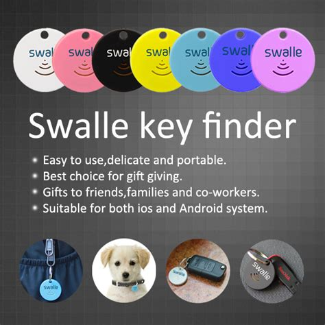 Key Tracker App Bluetooth Anti Lost Key Purse Wallet Reminder Finder Alarm