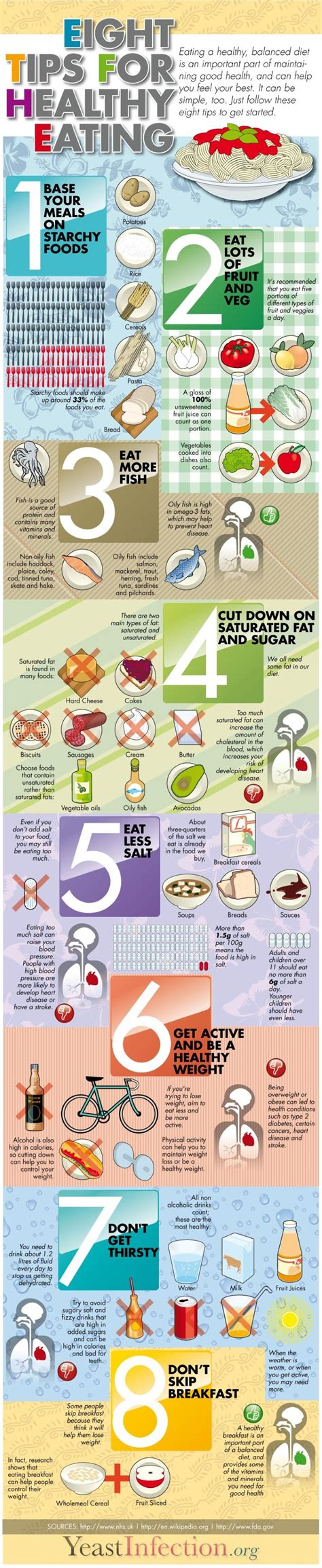 Infographic 24 Daily Habits That Will Make You Smarter Designtaxi Follow 8 Useful Tips For Healthy Infographic Womensfblog