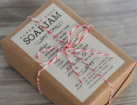 Handmade Soap Wrappers - soaps and packaging soapjam