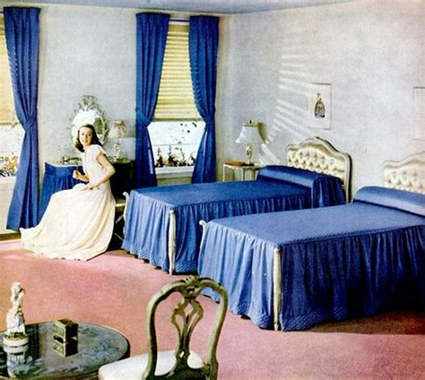 1940 bedroom decorating ideas 90 best 1940s bedroom images on pinterest retro bedrooms