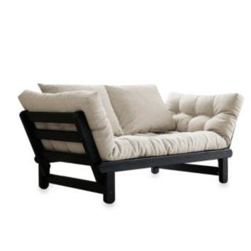 fresh futon beat fresh futon beat black frame with from bed bath beyond