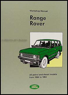 best car repair manuals 1993 land rover range rover free book repair manuals calculating import charges import charges shown at checkout