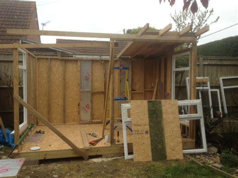 build   garden office  scratch rogers blog