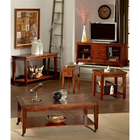 coffee table with slate inlay davenport cocktail table with slate inlays dcg stores