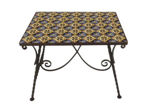 Patio Table Tile 28 Tile Top Patio Table Auto Auctions Info