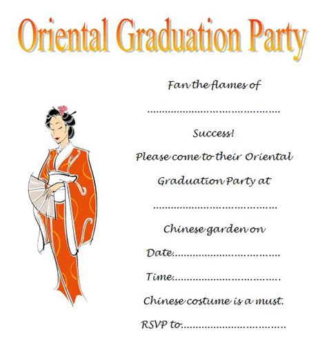free templates for graduation announcements 2014 free graduation invitation templates best template