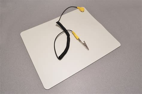 Static Discharge Mat by Small Anti Static Work Mat Bc Robotics