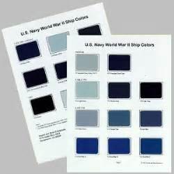 us navy colors us navy world war ii ship colors set 1 review