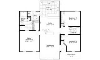 floor plans for homes nationwide homes modular ranch floor plans homes free