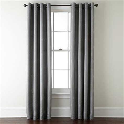 grey drapes with grommets bungalows drapery panels and curtain panels on pinterest