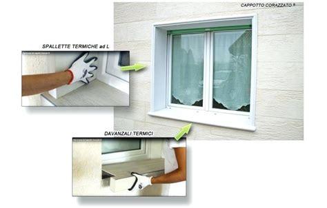 davanzale pvc davanzale finestra taglio termico davanzale sezione
