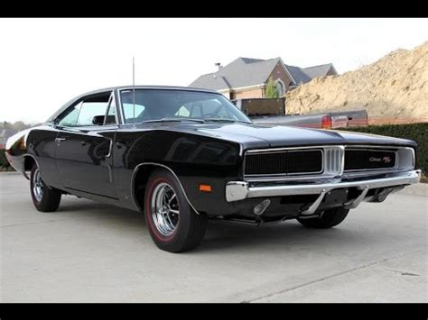 1969 Dodge Charger RT For Sale   YouTube