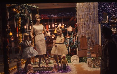 christmas window displays in newcastle upon tyne and south