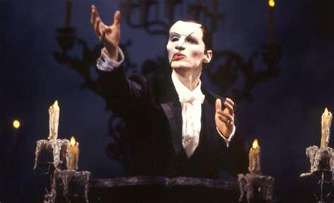 Bradleys Phantom Premium hugh panaro dons the mask of the phantom once more april