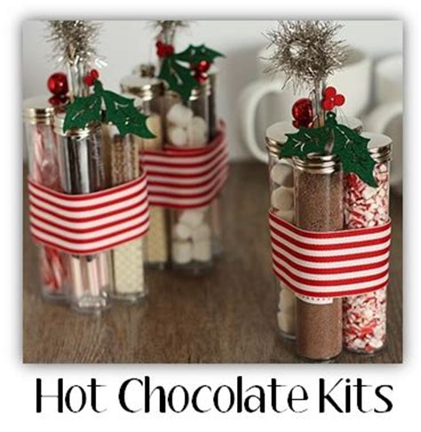 Handmade Gifts For Adults - gift idea chocolate kits