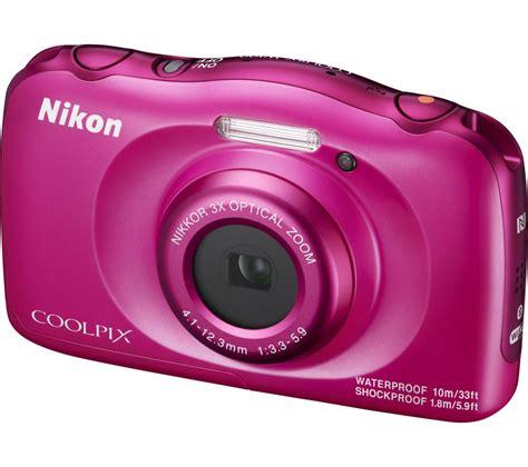 nikon tough buy nikon coolpix w100 tough compact pink free
