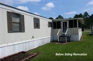mobile home siding exterior mobile home improvements for appeal and value