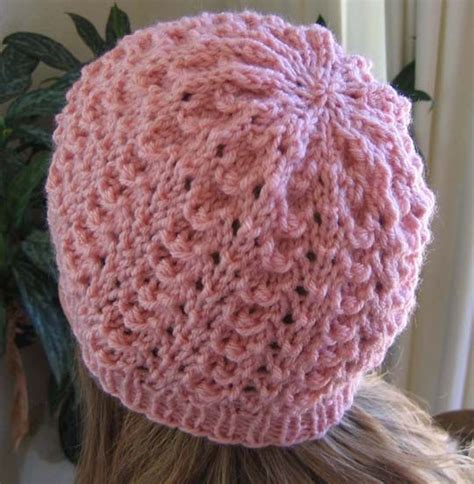 knitting patterns for chemo patients nice feminine beanie knitting pinterest free