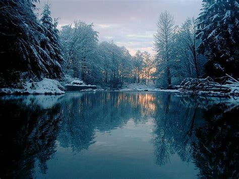 most scenic states winter silence peace pinterest beautiful the winter