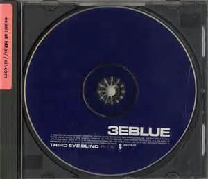 third eye blind blue third eye blind blue us promo cd album cdlp 149613