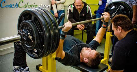 increase bench press a how to guide to improve your max