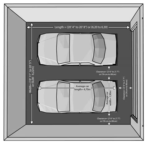 Common Garage Door Sizes 28 Common Garage Sizes For One Curbside Classic 1975 Chevrolet Chevelle Malibu Classic