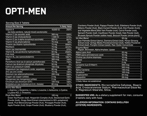 On Optimen 150tabs Multivitamin Opti Platinum Multivitamin optimum nutrition opti 150 tabs best prices hi health