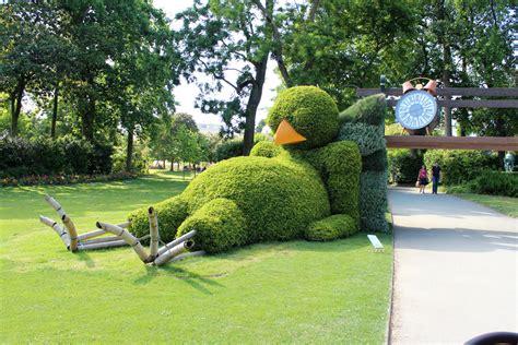 Ponti Jardin Des Plantes Nantes