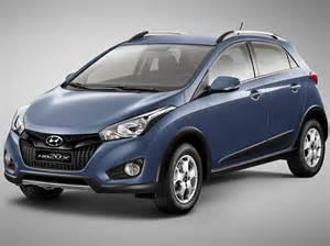 Hyundai Press 2015 Hyundai Hb20 Range Revealed In Brazil