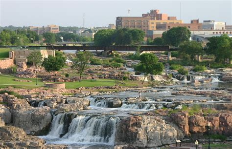 Of Sioux Falls Mba Courses by Sioux Falls In The Summer City Of Sioux Falls