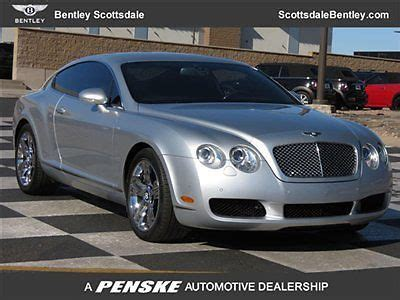 bentley wheels for sale sell used 2007 bentley continental gt 2dr cpe 34k