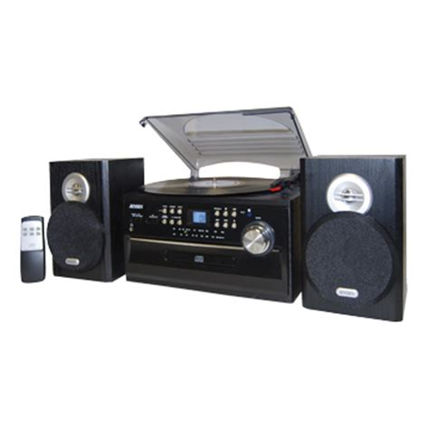 jta 475 shelf top audio system belt driven 3 speed