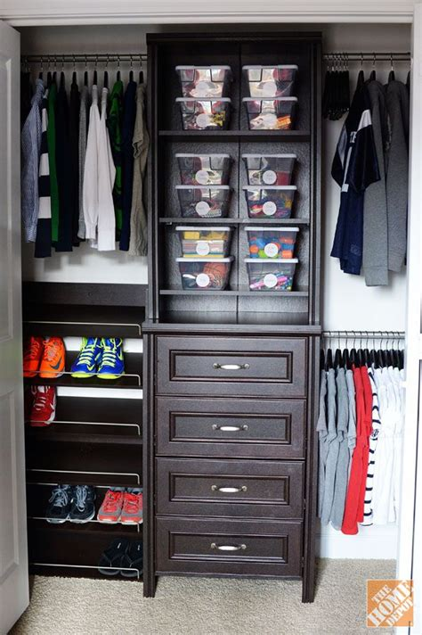 Bedroom Closet Organization Systems 25 Best Ideas About Boys Closet On Kid Closet
