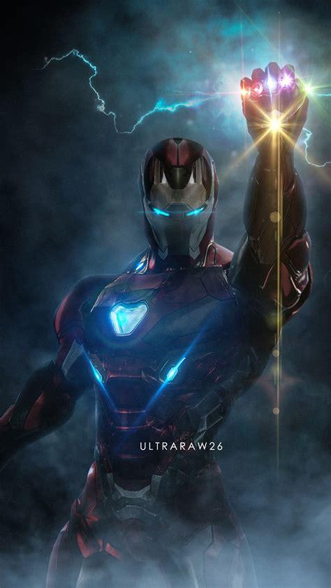 iron man infinity gauntlet wallpapers hd wallpapers