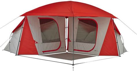 10 person 3 room xl cing tent ozark trail 6 person dome tent ozark trail 8 person dome