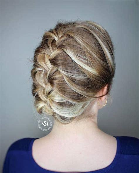 cute  easy hairstyles  work