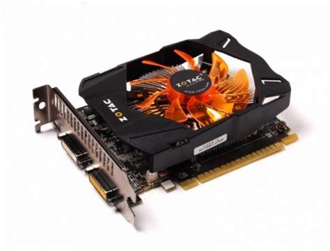 Gfx Card Zotac Nvidia Gtx 650 gtx 650 ti zotac