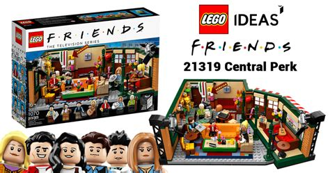 lego ideas  central perk title picture kfgj