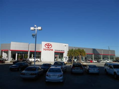 Sterling Mcall Toyota Sterling Mccall Toyota 51 Reviews Car Dealers