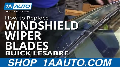 1999 buick lasabre windshield wiper stopped working when the windshield got heavy snow i how to replace windshield wiper blades 97 99 buick lesabre youtube