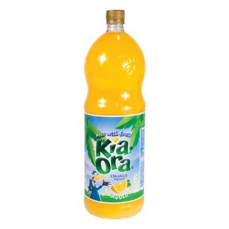 Kia Ora In Kia Ora Orange Squash No Added Sugar 2 Litre Approved Food